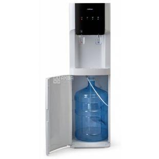 HotFrost V650AE, Кулер для воды напольный, белый, 2 крана