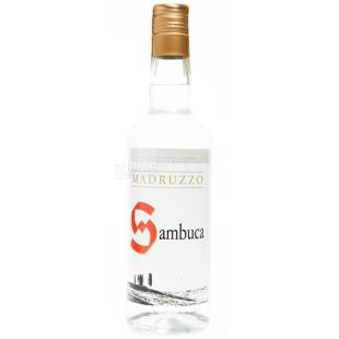 Madruzzo Sambuca Ликер, 0.7л