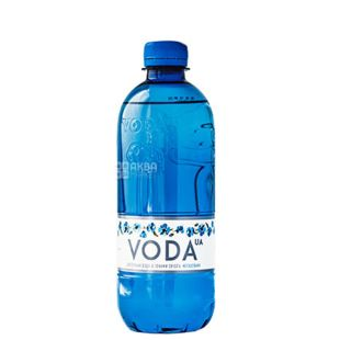 VODA UА Вода негазована, 0.5л, ПЕТ, упаковка 12шт