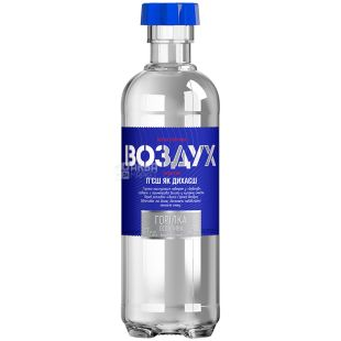 Air Special light vodka, 40%, 0.7 l