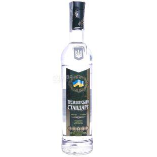 Президентский стандарт водка, 0,75л