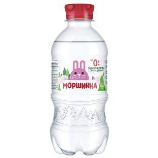 Моршинка, 0,33 л, Упаковка 12 шт., Вода детская негазированная, с первых дней жизни, ПЭТ