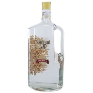 Bread Gift Classical Vodka, 40%, 1.75 L