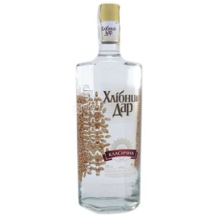 Bread Gift Classical Vodka, 40%, 1 L