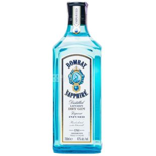 Bombay Sapphire Джин, 0,75 л