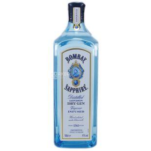 Bombay Sapphire Джин, 1л