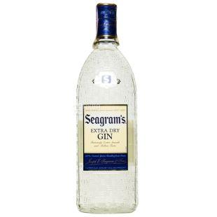 Seagram's Extra Dry Джин, 1л
