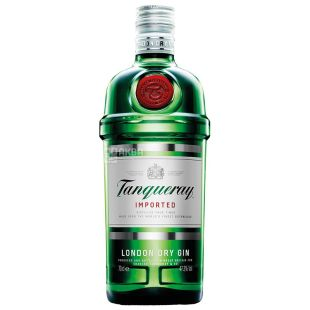 Tanqueray London Dry Gin Джин, 0,7 л