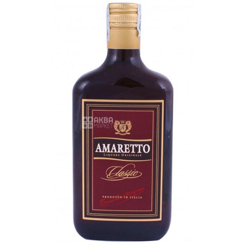 Amaretto Classic Teodoro Negro Ликер, 0.7л