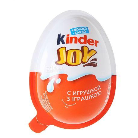 Kinder Joy Яйце з іграшкою, 20 г