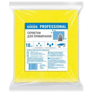 More Goods Professional, Серветки універсальні, 10 шт.