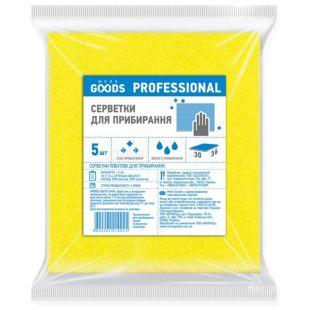 More Goods Professional, Серветки універсальні, 5 шт.