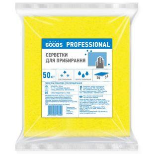 More Goods Professional, Серветки універсальні, 50 шт.