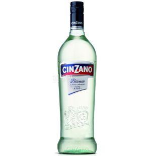 Cinzano Bianco, Вермут напівсолодкий, 0,5 л