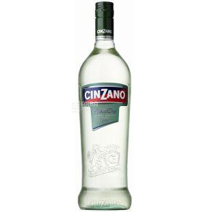 Cinzano Extra Dry, Вермут сухой, 1 л