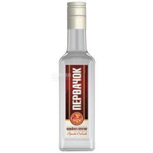 Pervak Vodka, Home Wheat, 0.1 L, Glass