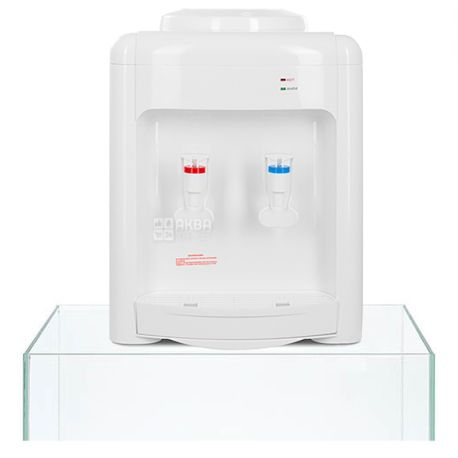 Ecotronic V22-TN White, Кулер для воды без охлаждения, настольный