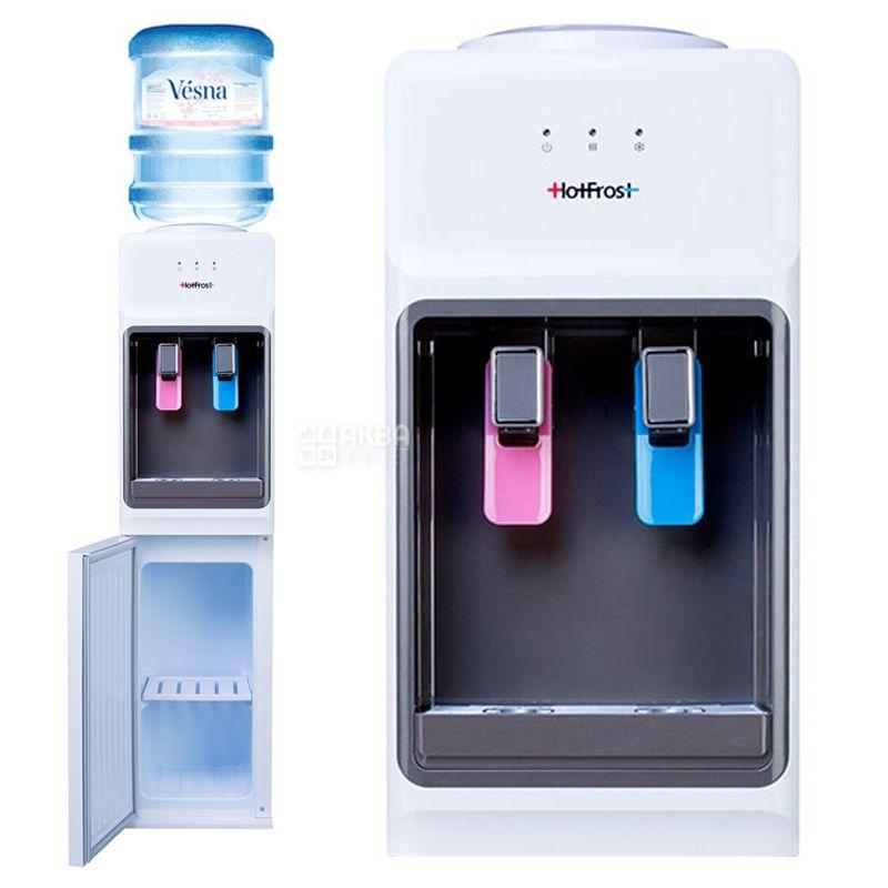 HotFrost V1133CE, Кулер для води з електронним охолодженням, підлоговий