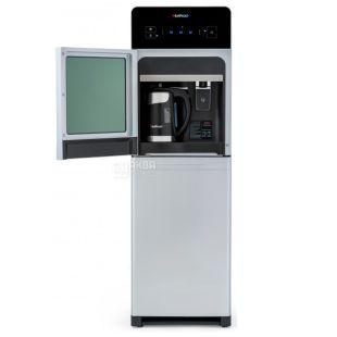 HotFrost 350ANET Silver, Кулер для води з чайником, сенсорна панель, 1 кран