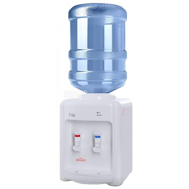 Ecotronic V22-TE White, Кулер для воды с электронным охлаждением, настольный