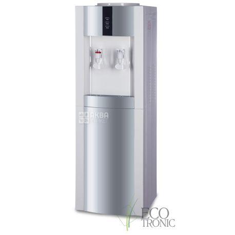 Ecotronic V21-LN WHITE-Silver, Кулер для воды без охлаждения, напольный