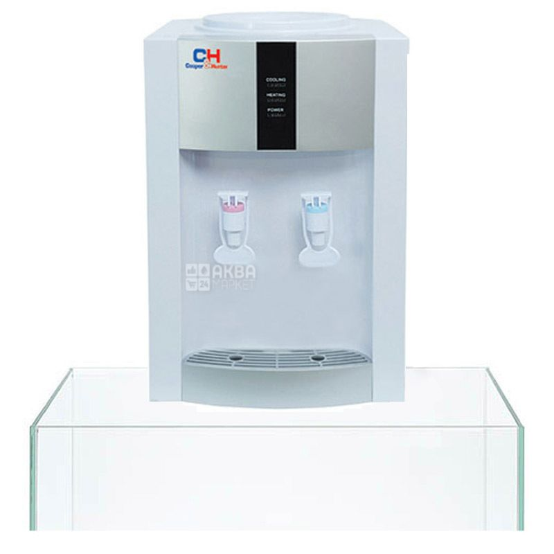 Cooper&Hunter H1-TEW, Кулер для воды с электронным охлаждением, настольный