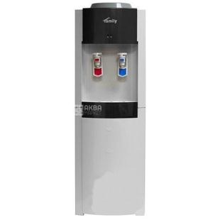Family WBF-1000LA Black Floor Water Cooler
