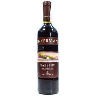 Inkerman, Каберне, Вино червоне сухе, 0,7 л