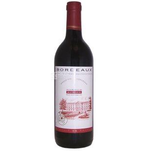 Jean Degaves Bordeaux Rouge вино червоне сухе, 0,75 л