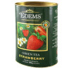 Edems, Strawberry, 100г, Чай Эдемс, Клубника, зеленый, тубус