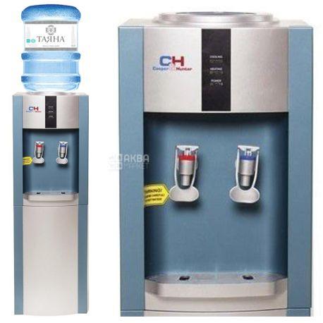Cooper&Hunter CH-H1-LES, Кулер для води з електронним охолодженням, підлоговий