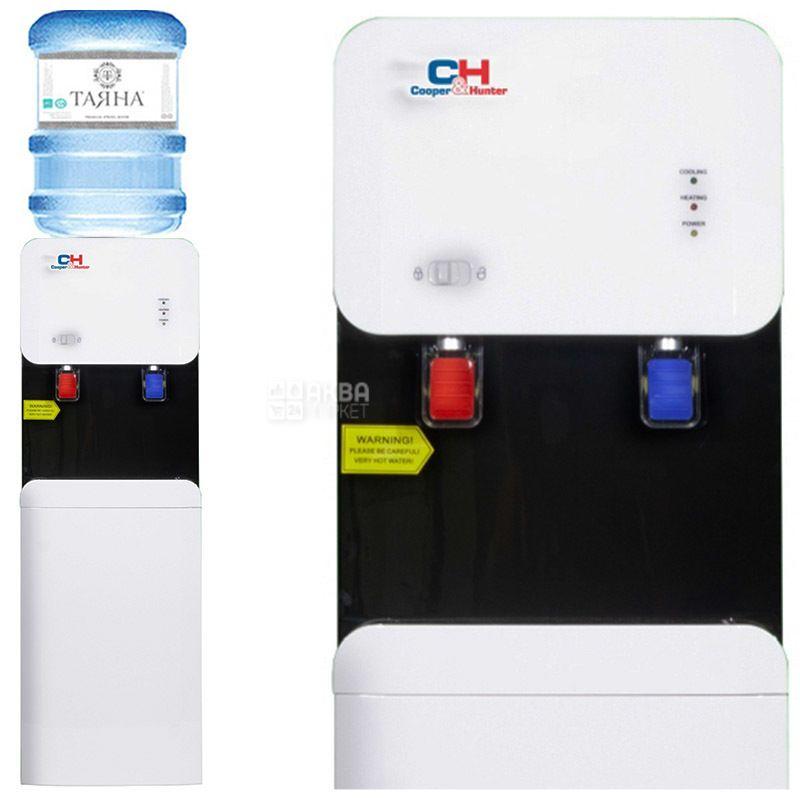 Cooper&Hunter CH-V890B, Кулер для воды с электронным охлаждением, напольный