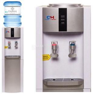 Cooper&Hunter CH-H1-LW Кулер для воды напольный