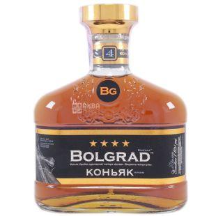 Bolgrad V.S.O.P, Коньяк Украины ординарный 4*, 40%, 0,5 л