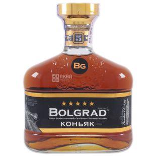 Bolgrad V.S.O.P, Коньяк Украины ординарный 5*, 40%, 0,5 л