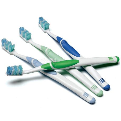 Amway, 4 Pieces, Toothbrush, Universal, Glister