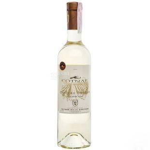Chateau Cotnar Вино біле сухе, 0.75л