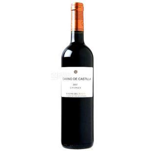 CDE Castilla Вино Крианса, Красное сухое, 0,75 л, 14,0 %, Стекло