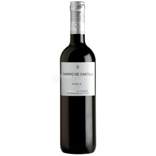 CDE Castilla Вино, Ribera del Roble, Красное сухое, 14,0 %, 0,75 л, Стекло