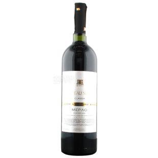 Shabo Классика Мерло вино красное сухое, 0,75л