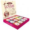 Lovare, 110 г, Чайний набір Ловара, Портфельчик, 12 видів чаю по 5 шт.