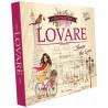 Lovare, 110 г, Чайный набор Ловаре, Портфельчик, 12 видов чая по 5 шт.