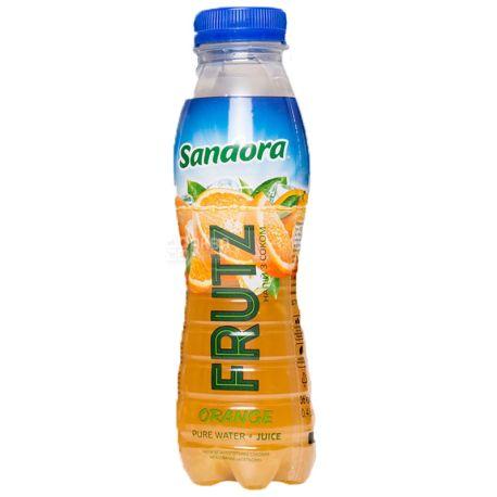 Sandora Frutz Соковый напиток Апельсин 0,4 л  Пэт