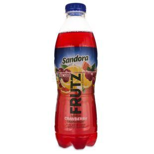 Sandora Frutz напій соковий лимон-журавлина-грепфрута 0,4 л пет