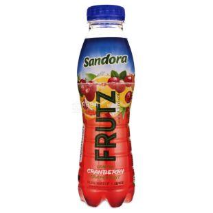 Sandora Frutz соковый Лимон-клюква-грейпфрукт 0,4 л, ПЭТ