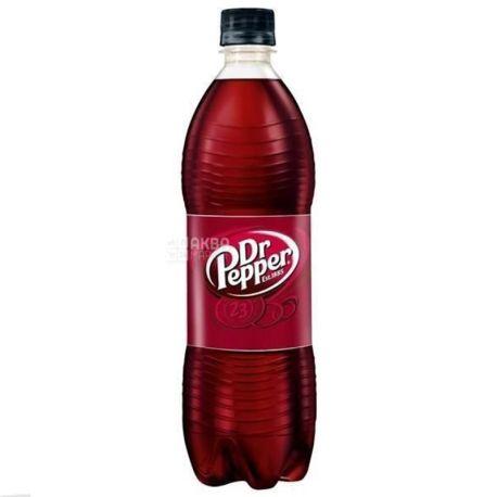 Dr Pepper, 0,9 л, Сладкая вода, Regular