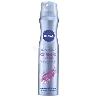 Nivea, 250 ml, hairspray, Dazzling diamond