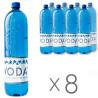 VODA UА Вода негазированная, 1.5 л, ПЭТ, упаковка 8 шт