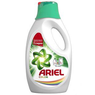 Ariel Color, Жидкий стиральный порошок, 1,3 л