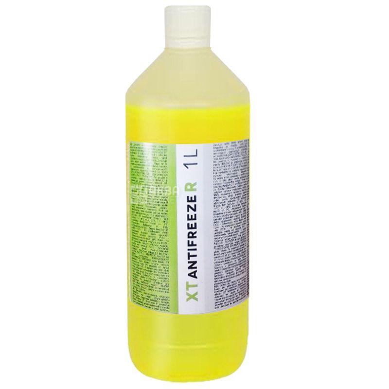 XT ANTIFREEZE R Антифриз желтый -40С, 1л, канистра